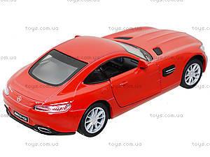 Коллекционная машинка Mercedes-AMG GT, KT5388W, цена