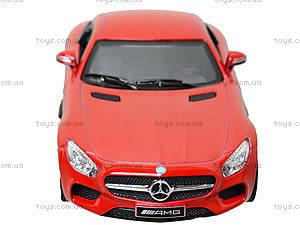 Коллекционная машинка Mercedes-AMG GT, KT5388W, детские игрушки