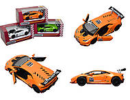 Металлическая модель Lamborghini Huracan-LP620-2 Super Trofeo, KT5389W, фото