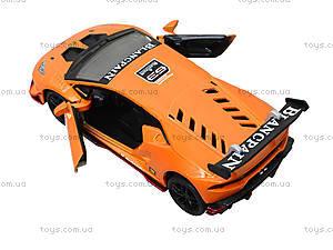 Металлическая модель Lamborghini Huracan-LP620-2 Super Trofeo, KT5389W, цена