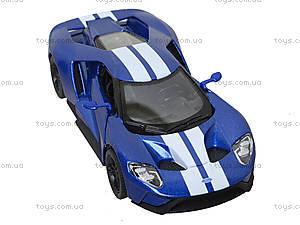 Коллекционная модель машины Ford GT (2017), KT5391FW, купить