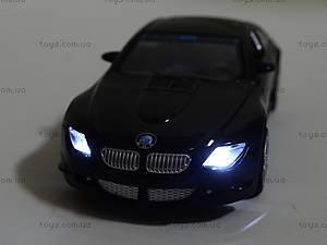 Металлическая модель машины с подсветкой, 6617, купить