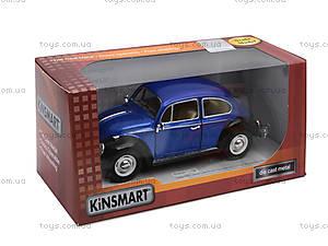 Volkswagen Classical Beetle (Black Fender), KT7002WE, отзывы