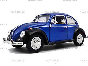 Volkswagen Classical Beetle (Black Fender), KT7002WE, цена