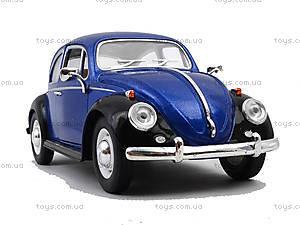 Volkswagen Classical Beetle (Black Fender), KT7002WE, купить