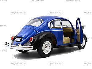 Volkswagen Classical Beetle (Black Fender), KT7002WE, фото