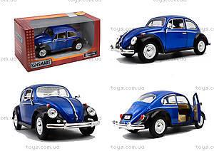 Volkswagen Classical Beetle (Black Fender), KT7002WE