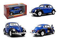 Volkswagen Classical Beetle (Black Fender), KT7002WE