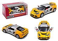 Модель легковая 2012 Lotus Exige S, KT5361WG, купить