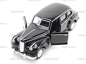 Металлическая модель «Автопарк», 6406B, игрушки