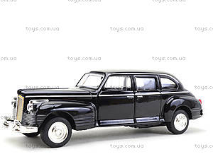 Металлическая модель «Автопарк», 6406B, toys.com.ua