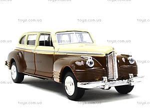 Модель ретро-автомобиля «Автопарк», 6406D, купить