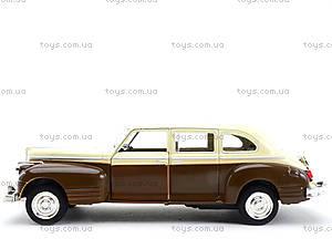 Модель ретро-автомобиля «Автопарк», 6406D, отзывы