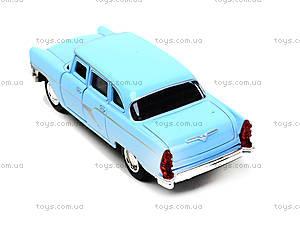 Металлическая ретро модель «Автопарк», 6410A, цена