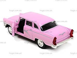 Металлическая модель автомобиля «Ретро», 6410B, фото