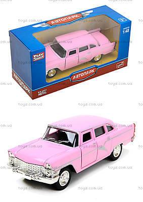 Металлическая модель автомобиля «Ретро», 6410B