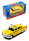 Игрушечная модель автомобиля «Ретро такси», 6410F, отзывы