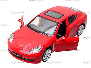 Модель автомобиля Porsche Panamera, 6428, игрушки