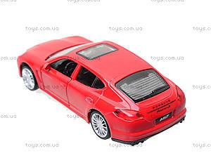 Модель автомобиля Porsche Panamera, 6428, детские игрушки