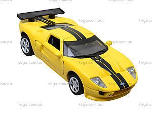 Модель машины серии «Автодром» Ford GT, 6434, фото