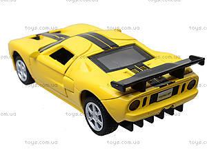 Модель машины серии «Автодром» Ford GT, 6434, цена