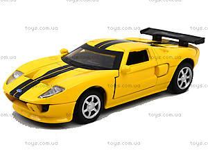 Модель машины серии «Автодром» Ford GT, 6434, Украина