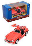 Модель серии «Автопарк», 4 цвета, 6526WC