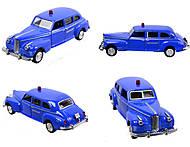 Ретро модель легкового авто, 6546, отзывы