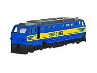 Модель - Локомотив Украина (свет, звук), SB-16-91WB