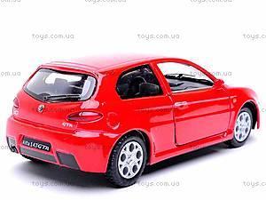 Модель машины Alfa, KT5085W, фото