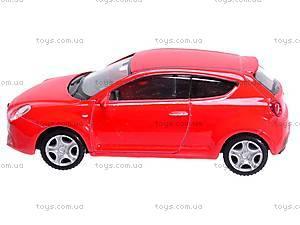 Модель машины Alfa Romeo Mito, 44007CW, игрушки