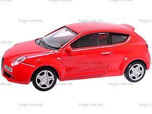 Модель машины Alfa Romeo Mito, 44007CW, детские игрушки