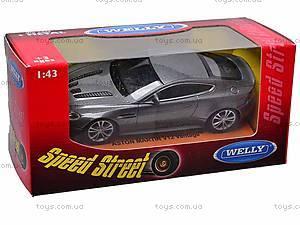 Модель машины Aston Martin, 44035CW, отзывы