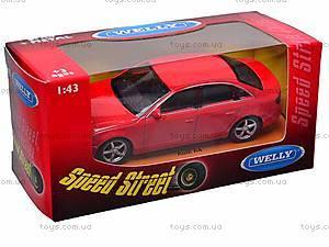 Модель машины Audi A4, 44019CW, купить