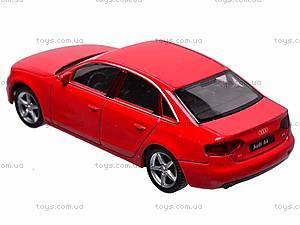 Модель машины Audi A4, 44019CW, отзывы