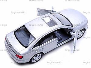 Модель машины Audi A6 , KT5303W, игрушки