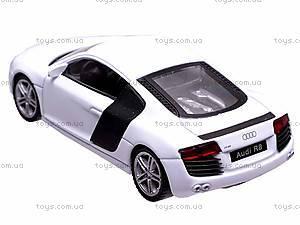 Модель машины Audi R8, 44025СW, фото