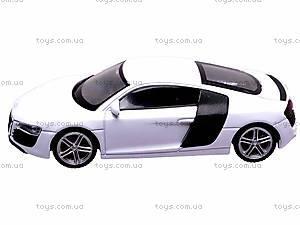 Модель машины Audi R8, 44025СW, отзывы