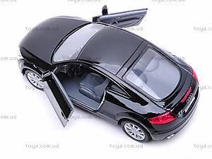 Модель машины Audi TT Coupe , KT5335W, игрушки