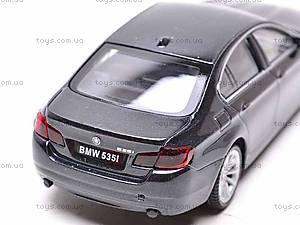 Модель машины BMW 535i, 44032CW, отзывы