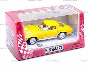 Модель машины CORVETTE STING RAY, KT5358W, купить