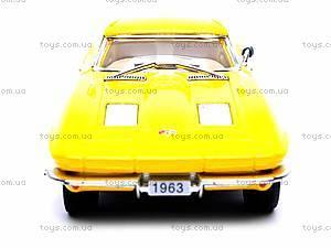 Модель машины CORVETTE STING RAY, KT5358W, цена