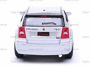 Модель машины Dodge Caliber, KT5311W, цена