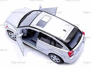 Модель машины Dodge Caliber, KT5311W, игрушки