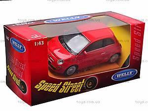 Модель машины Fiat 500, 44009CW