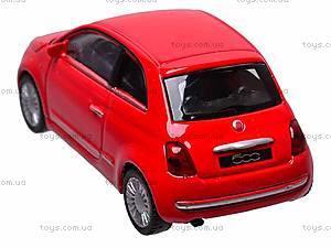 Модель машины Fiat 500, 44009CW, отзывы