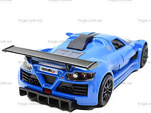Модель машины Gumpert Apollo Sport, KT5356W, toys