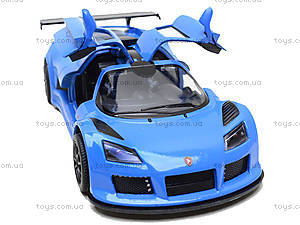Модель машины Gumpert Apollo Sport, KT5356W, іграшки