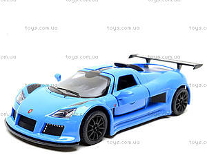 Модель машины Gumpert Apollo Sport, KT5356W, Украина