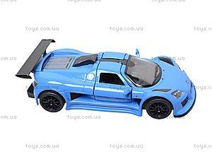Модель машины Gumpert Apollo Sport, KT5356W, игрушки